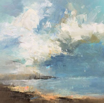 Billowing Skies, Lligwy - Richard Barrett
