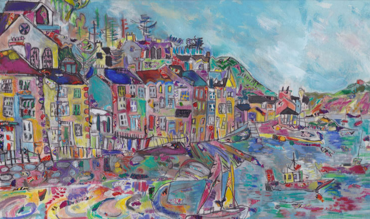 Aberdyfi - Catrin Williams