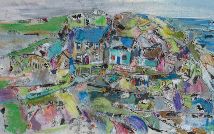 Porth Colmon - Catrin Williams