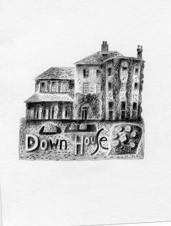 Down House - Clive Hicks-Jenkins