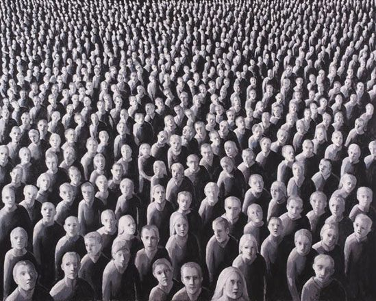 The Night Crowd - Evelyn Williams