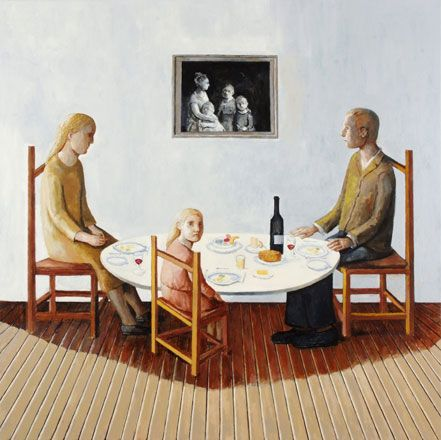 The Family - Evelyn Williams