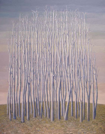 The Woods I - Evelyn Williams