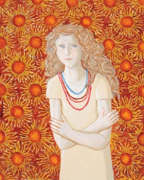 Girls Who Wear Necklaces II - Evelyn Williams