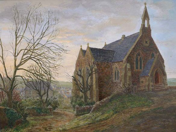 Cadoxton Methodist Church - Felicity Charlton