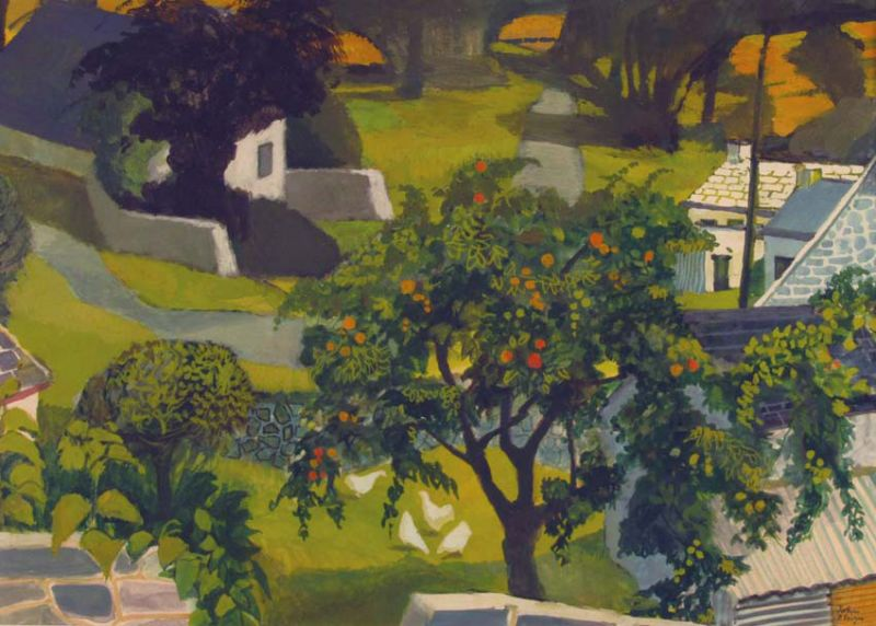 Recollections of a Welsh Village - John Elwyn