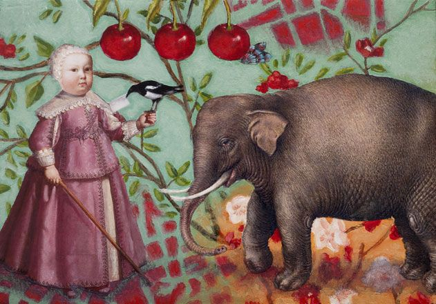 The Elephant and the Bad Baby - Kate Milsom