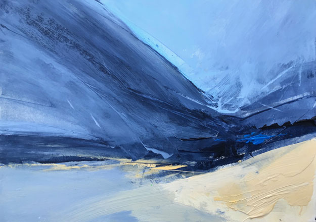 Llanberis - Winter Light - Neil Canning