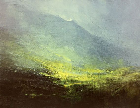 Llanberis Light - Richard Barrett