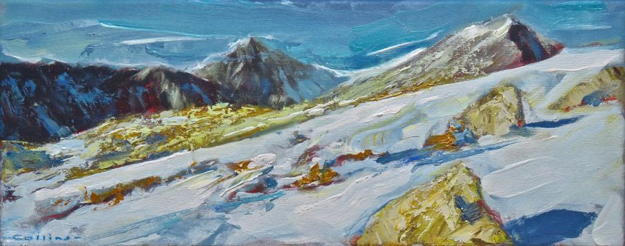 To Crib Goch and Snowdon - Martin Collins