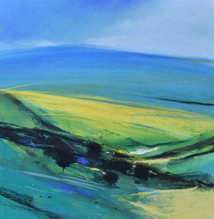 Valley, Tregaron - Neil Canning