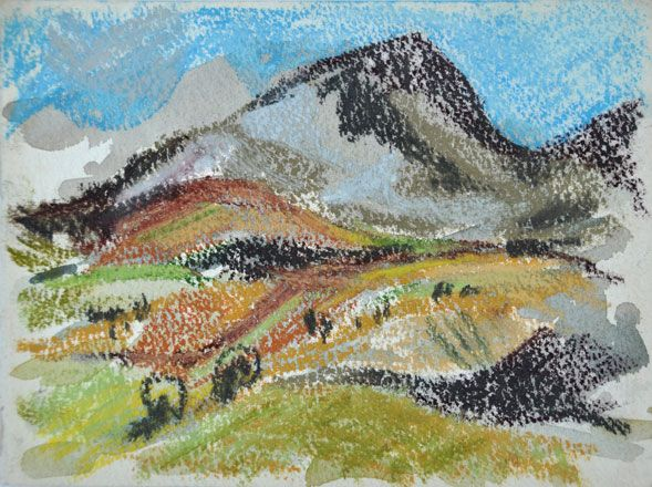 Near the Pyrenees - Gwilym Prichard