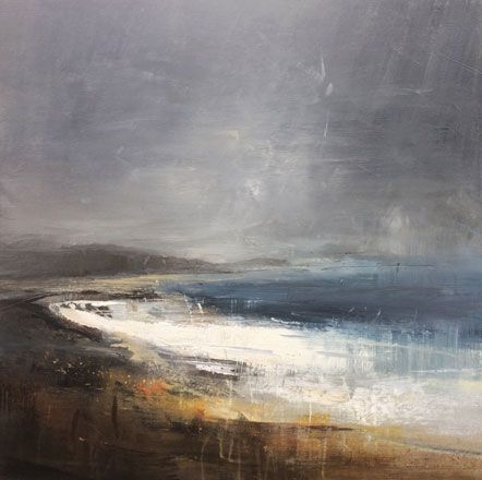 Raw Elements, Lavernock - Richard Barrett