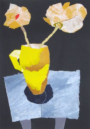 Yellow Jug - Rosemary Burton