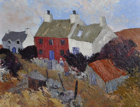 Red House - Gwilym Prichard