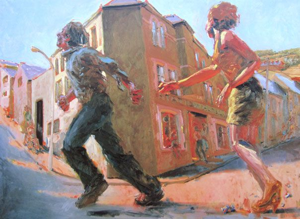Running Away with the Hairdresser - Kevin Sinnott