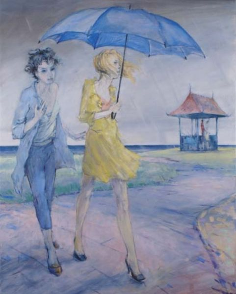 Summer Rain - Stephen Young