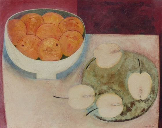 Clementines and Apples - Vivienne Williams