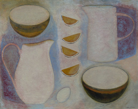 Still Life with Lemon Slices - Vivienne Williams