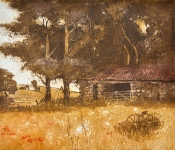 Bygone Harvest - Keith Andrew