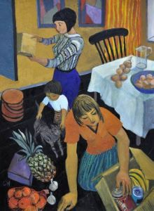 The Shopping - Claudia Williams